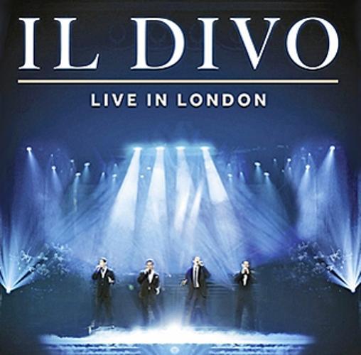 Il divo live in london 2011 cd dvd iso deadmauss - Il divo at the coliseum ...