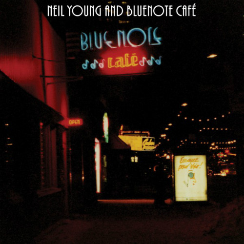 Neil Young - Bluenote Cafe (2015)