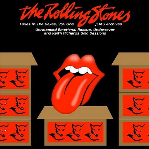 The Rolling Stones – Foxes In The Boxes Vol. 1-3 (2015)