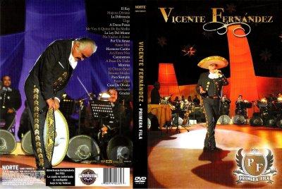 Vicente Fernandez - Primera Fila (2009) BDRip 720p MKV
