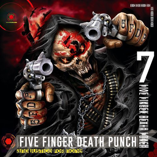 Five Finger Death Punch - And Justice For None - Deluxe Edition (2018)