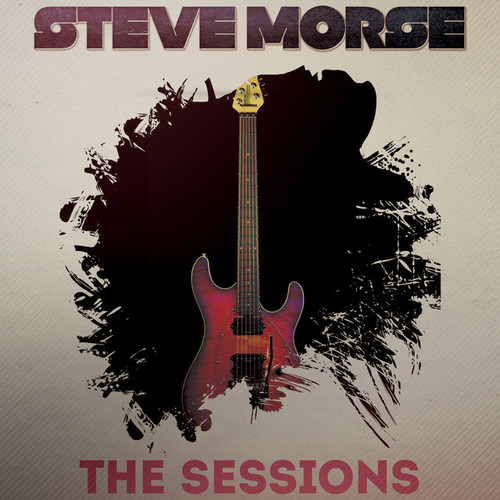 Steve Morse - The Sessions (2018)Flac