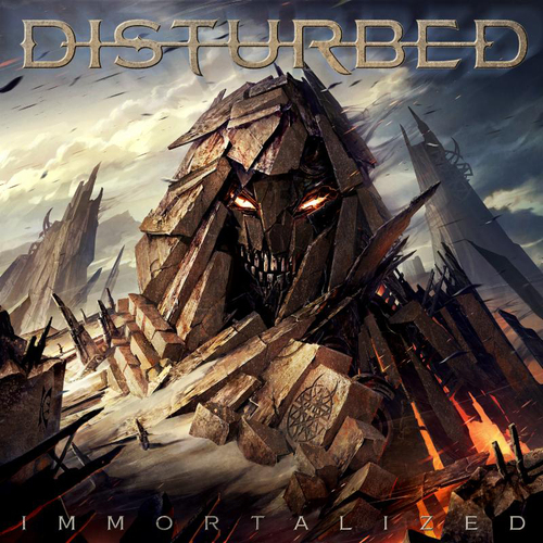 Disturbed - Immortalized - Deluxe Edition (2015)Flac