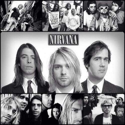 Nirvana - Discografia (1988 - 2014)